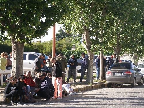 Pigüé: municipales de paro anuncian hospital solo con emergencias como en feriado y sin recolección de residuos