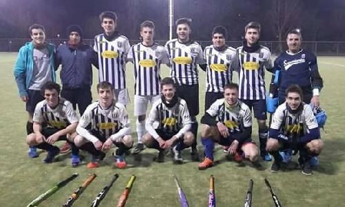 Hockey Masculino - Club Sarmiento visitó a El Nacional en Bahía Blanca.
