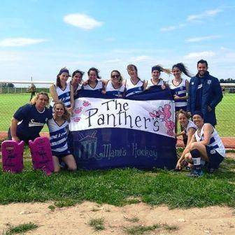 Hockey Femenino - Las Mamis del Club Sarmiento ganaron el seven apertura suarense.