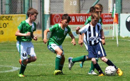 LRF - Inferiores - Club Sarmiento venció a Unión de Tornquist en las cuatro categorías.