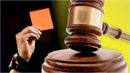 El Tribunal de Penas liguista formalizó su renuncia.