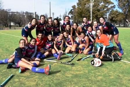 Hockey Femenino - Cef 83 goleó a Sarmiento y se ubica 1° en 7ma división.