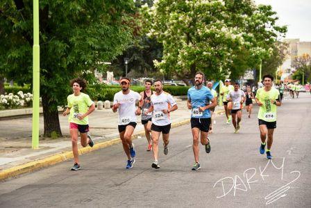 Atletismo - Participación pigüense en la carrera de Don Bosco.