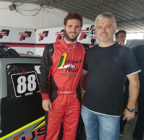 Turismo Pista Clase 3 - Emiliano González reapareció en la categoría con una interesante actuación.