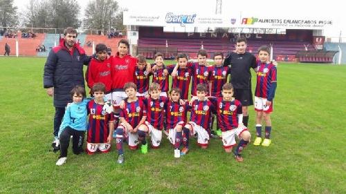 LRF - Inferiores - Goleada de Peñarol en 8va para seguir su camino triunfal - El resto de la fecha parcial jugada hoy.