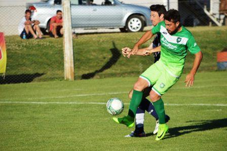 Sarmiento juega ante Unión de Tornquist para quedarse con el Apertura liguista.